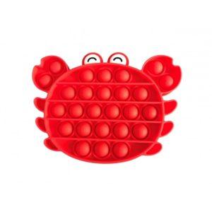 Fun silicone multifunction game | Crab
