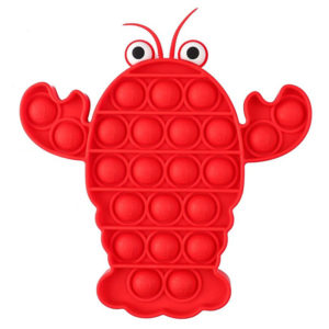 Fun silicone multifunction game | Lobster