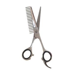 Professional Stainless Steel Scissors-Comb SORIBA