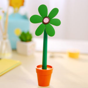 Flower pen with its pot | Green