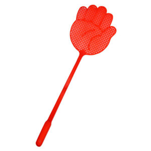 Hand Fly Swatter | Red